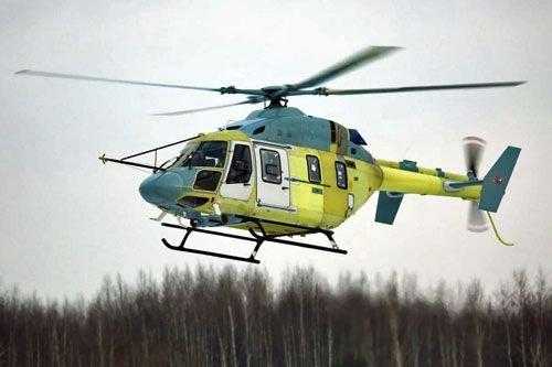 В Казани совершил свой полет «Ансат-М»
