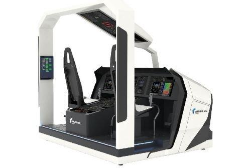 Новый симулятор полетов NH90 NTH Sea Lion для Deutsche Marine