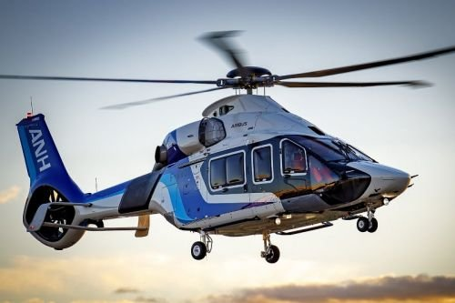 Новый H160 для All Nippon Helicopter