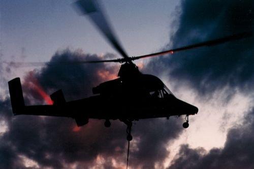 Сертификат ANAC для вертолета Kaman K-1200
